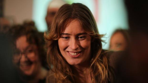 Maria Elena Boschi.