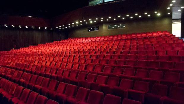 teatro senza pubblico