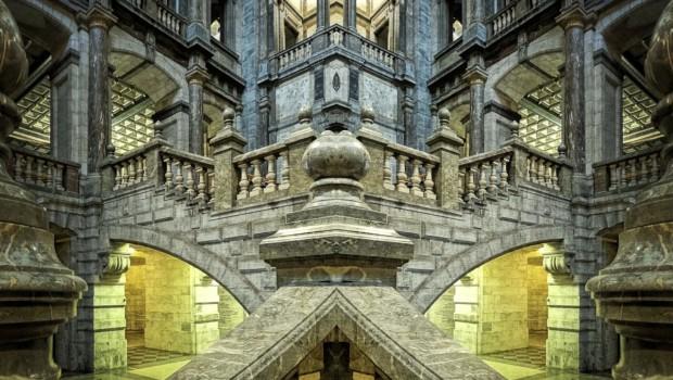 Escher Palace.