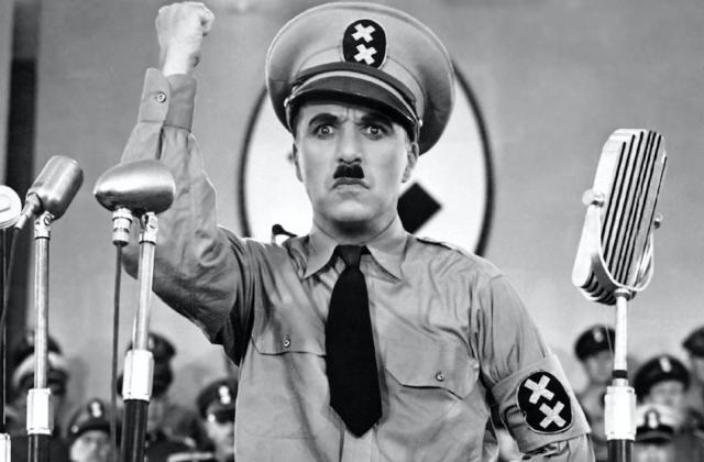 Il grande dittatore.