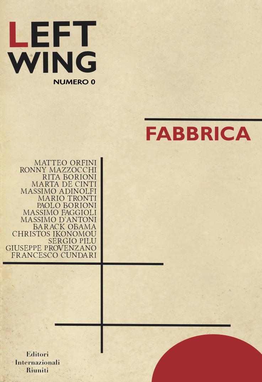copertina del numero